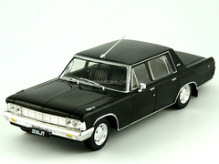 ZIL-117 black 1:43 DeAgostini Auto Legends USSR #61