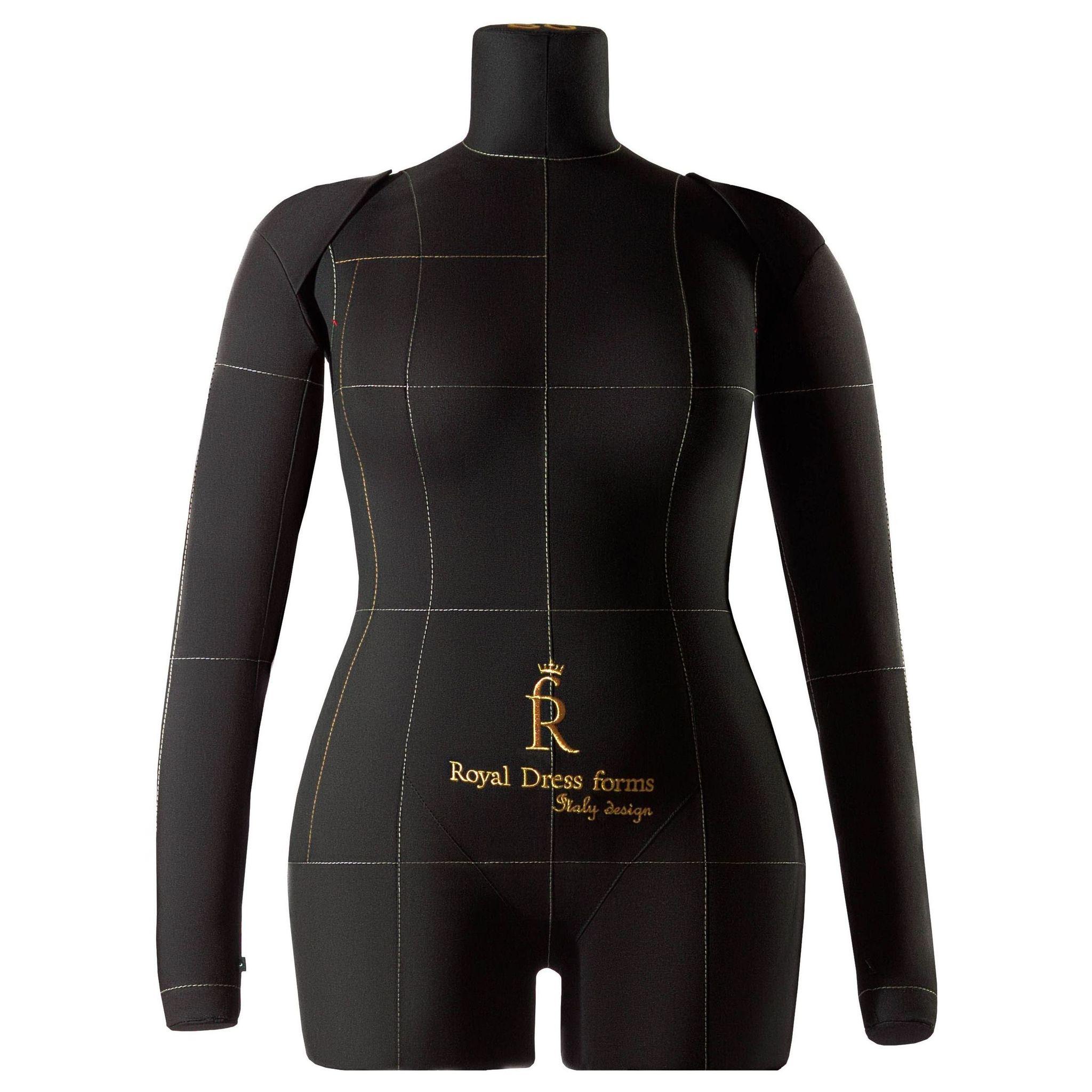 Комплект Comfort: мягкий манекен Monica черный 50, Ручки, Сумка