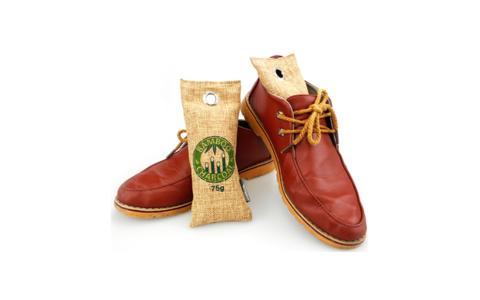 Тканевые мешки для обуви от запаха
