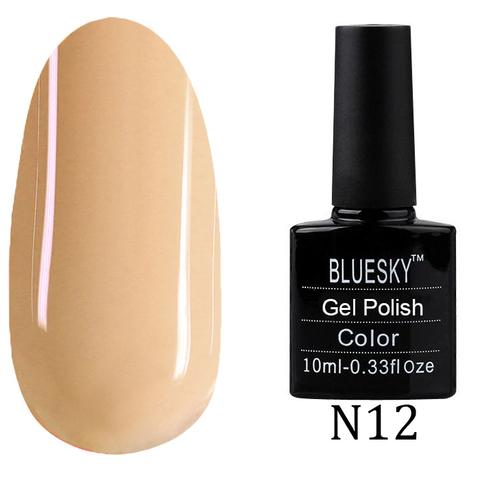 Bluesky, Гель-лак N12
