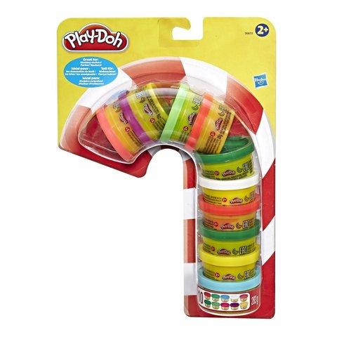 Пластилин 10 баночек Play-Doh 36833