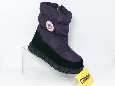 Clibee (зима) K910 Purple 22-27