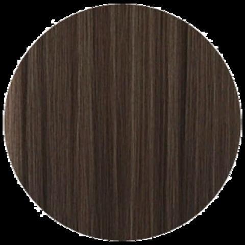 Lebel Materia 3D B-6 (тёмный блондин коричневый) - Перманентная низкоаммиачная краска для волос