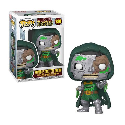 Zombie Doctor Doom Funko Pop! || Зомби Доктор Дум