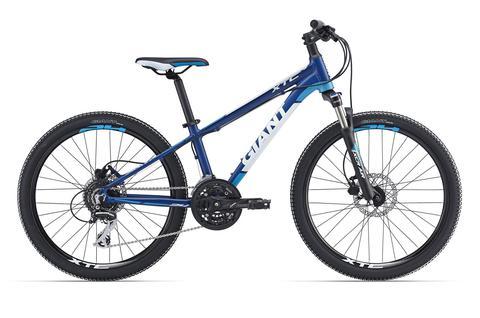 Giant XTC SL Jr 24 (2016) синий с белым