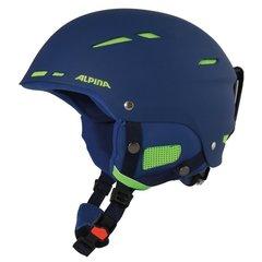 Шлем горнолыжный Alpina BIOM navy matt