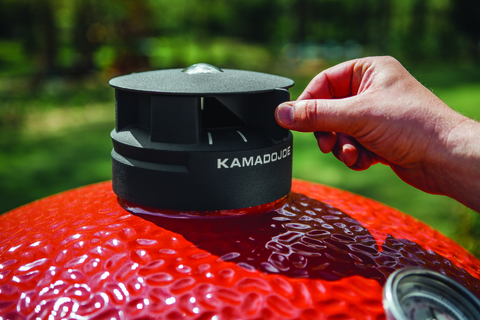Керамический гриль Kamado Joe Junior Red 34 см