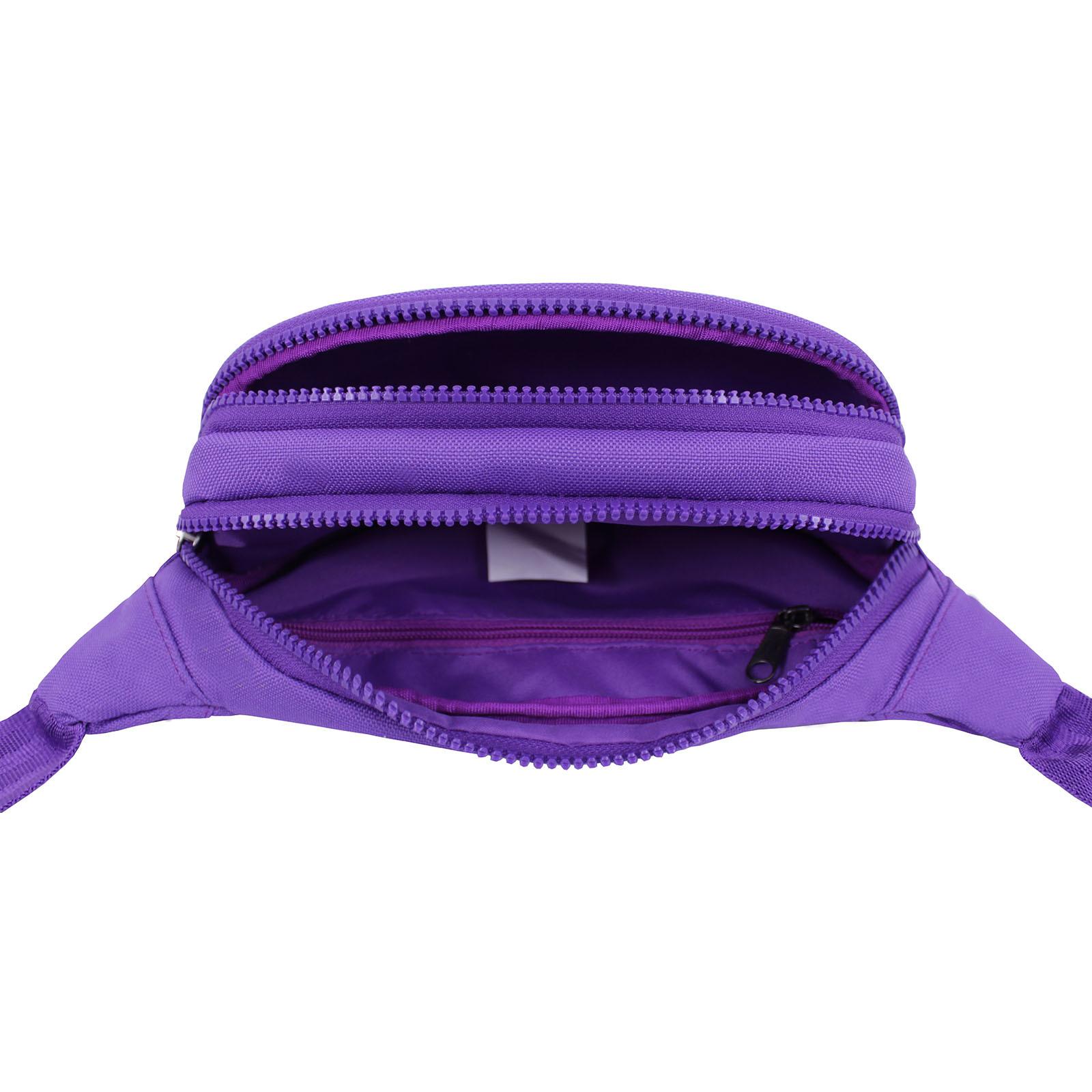 Барсетка Bagland Bella 2 л. 339 фиолетовый (0020266) фото 4
