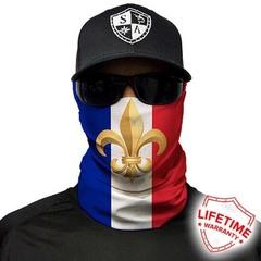 Бандана-труба SA France Flag (с флагом)