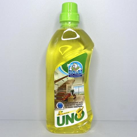 Средство для мытья пола и других поверхностей BALU UNO