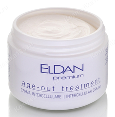 Активный регенерирующий крем Egf (Eldan Cosmetics | Premium age-out treatment | Premium age-out treatment» Egf intercellular cream), 250 мл