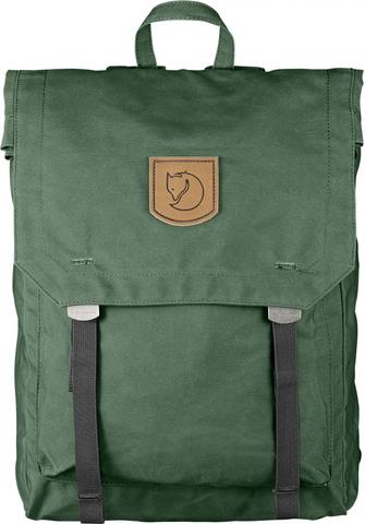 Рюкзак Fjallraven Kanken Foldsack No.1 Frost Green