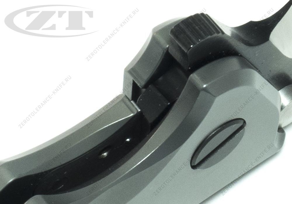 Нож Zero Tolerance 0392WC Rick Hinderer - фотография