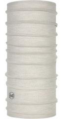 Тонкий шерстяной шарф-труба Buff Wool lightweight Solid Cloud