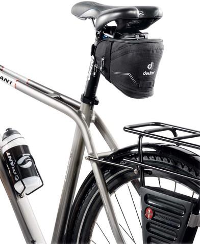 Картинка велосумка Deuter Bike bag Klick'n Go IV  - 1