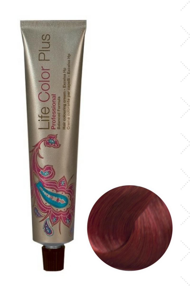 Крем-краска 7.46 Блондин медно-красный Life Color Plus FarmaVita,100 мл