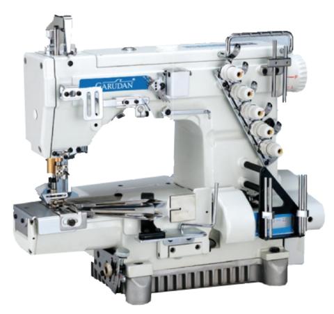 Профессиональная плоскошовная (распошивальная) машина CTD9000-0-356M