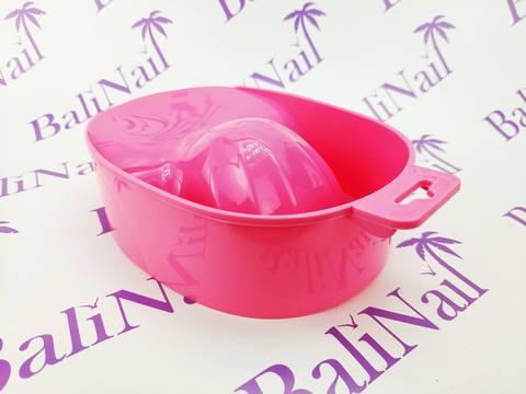 Ванночка для рук (розовая)