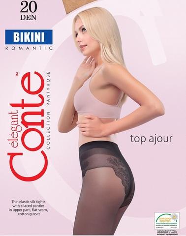 Колготки Conte Bikini Romantic 20