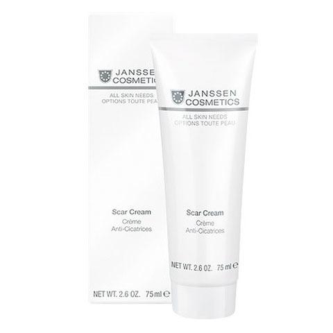 Janssen All Skin Needs: Крем против рубцовых изменений кожи (Retexturising Scar Cream)