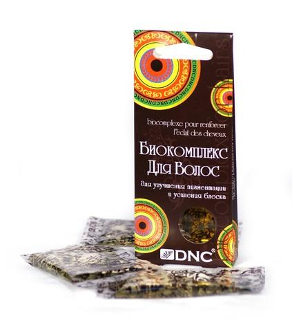 DNC Биокомплекс для усиления пигментации и блеска волос 3х15 мл
