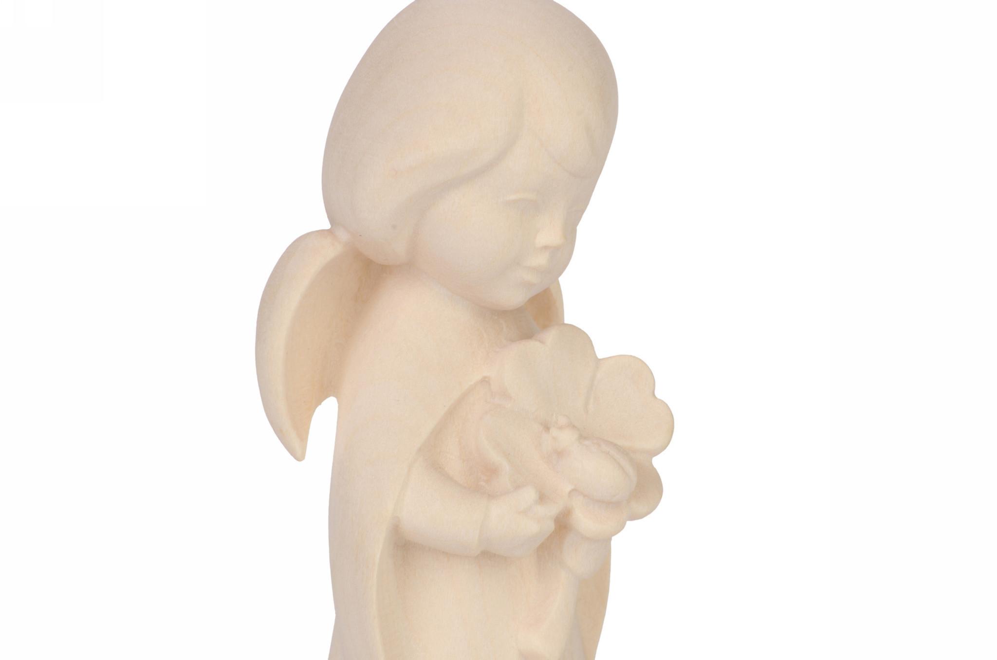 Ангел с клевером