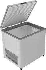 Морозильный ларь Frostor F 350 S (310л, 1 корзины, колеса, R134a), с глухой крышкой