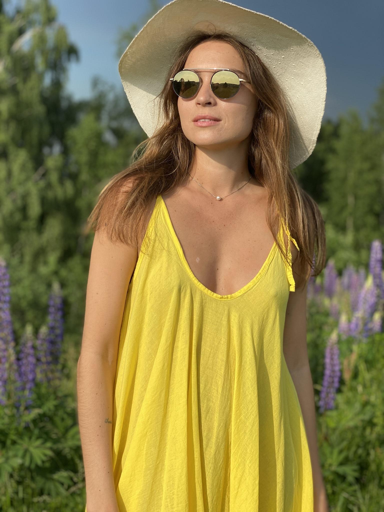 Платье, Ballerina, Aloha (лимон)