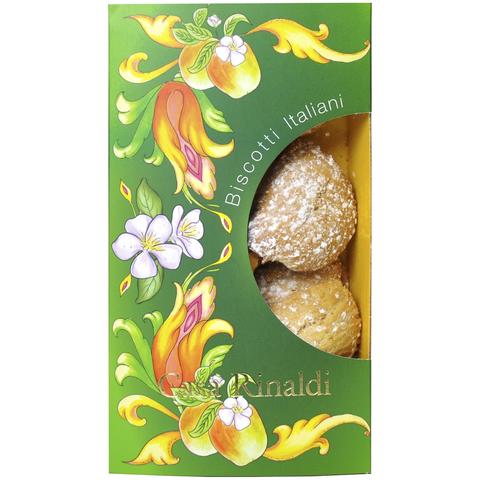 Печенье Фаготини Casa Rinaldi с яблочным джемом 200 гр