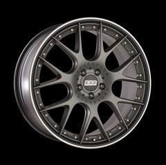 Диск колесный BBS CH-R II 9x21 5x112.0x82.0 ET24.0 satin platinum