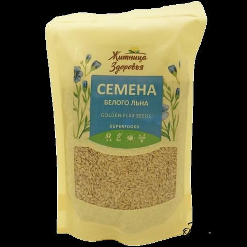 Семена белого Льна ЖИТНИЦА ЗДОРОВЬЯ, 230 гр
