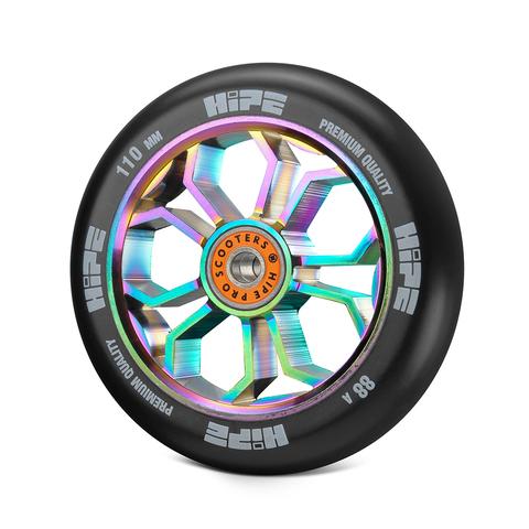 Колесо HIPE 01 Light бензиновый/черный артикул 321066