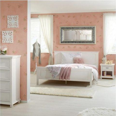 Спальня Елена (белый лак)