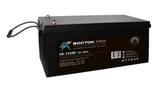 Аккумулятор ВОСТОК PRO СК 12200 ( 12V 200Ah / 12В 200Ач ) - фотография