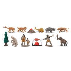 Набор фигурок Доисторическая жизнь, Safari Ltd.