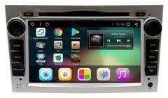 Магнитола для Opel (серебро)Android 9.0 4/64GB IPS DSP модель GF7903 AS