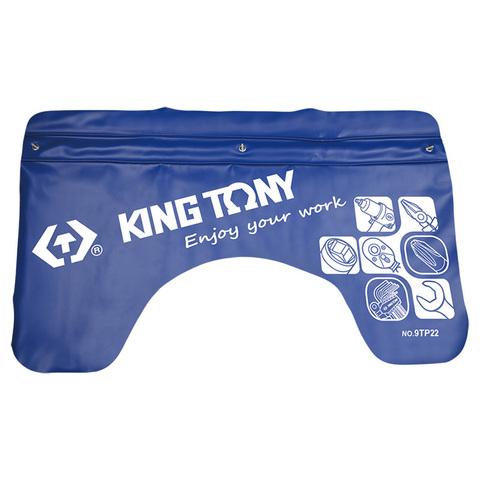 KING TONY (9TP22) Накидка защитная на крыло 1050х650 мм, магнитное крепление, присоски