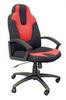 NEO-1 Кресло (черный-красный)