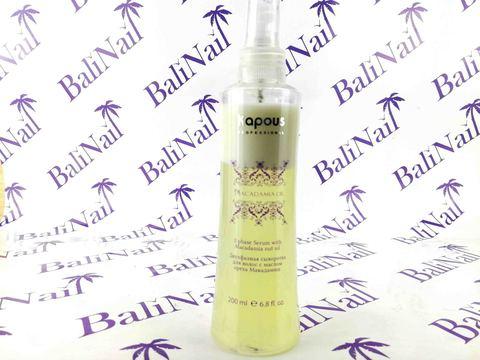 Macadamia Oil 2-х фазная сыворотка для волос с маслом ореха макадамии, 200 мл.