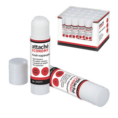 Клей-карандаш Attache Office Glue 9 г