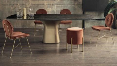 Обеденный стол PODIUM, Италия