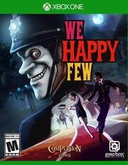 We Happy Few (Xbox, русские субтитры)
