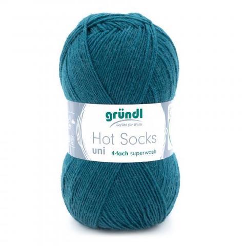 Gruendl Hot Socks Uni 100 (89) купить - www.knit-socks.ru