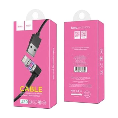 Купить кабель Hoco U20 Magnetic Lightning в Перми