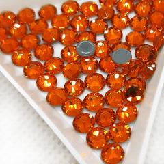 Оптом купить термостразы Xirius Orange оранжевые в интернет-магазине