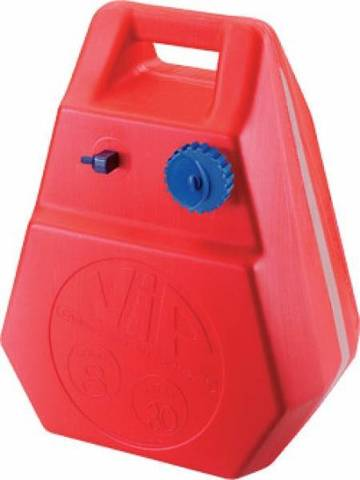 Бак топливный Can-SB 30 л. без указателя уровня топлива, с переходником