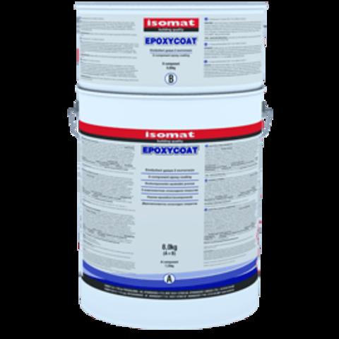 Isomat Epoxycoat/Изомат Эпоксикоат двухкомпонентное эпоксидное защитное и декоративное покрытие