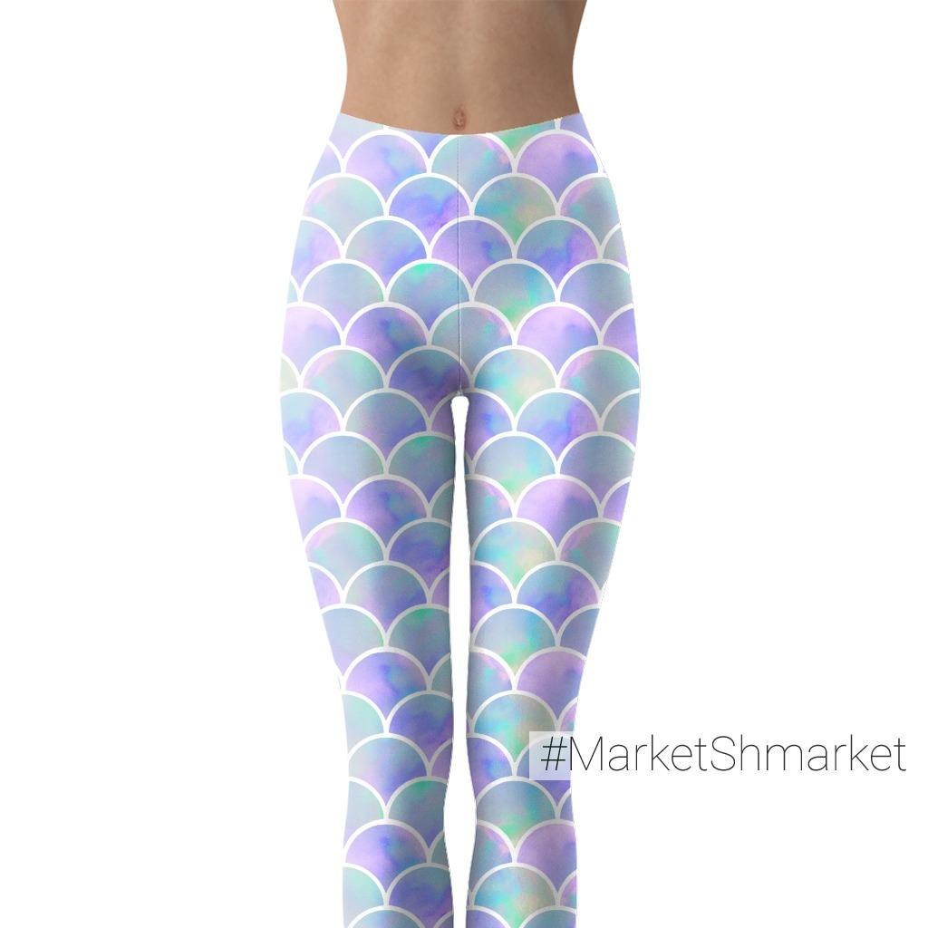 Lilac mermaid's scales. Сиреневая чешуя русалки