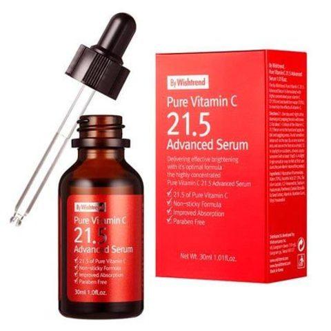 BY WISHTREND Pure Vitamin C21.5% Advanced Serum 30 ml