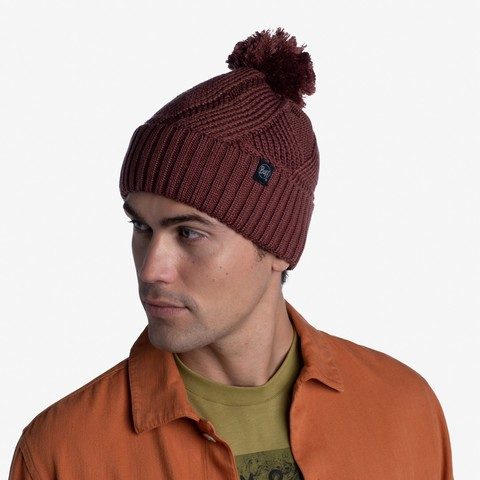 Шапка вязаная с флисом Buff Hat Knitted Polar Raisa Tidal фото 2